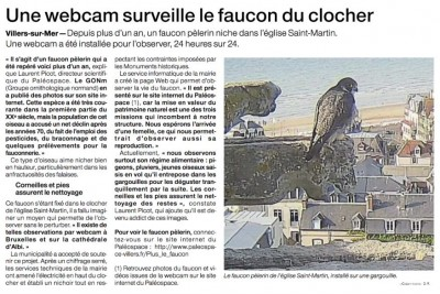 Ouest France 13/11/2017
