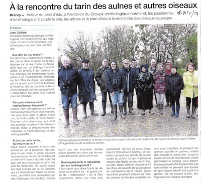 Ouest-France 14_11_2017