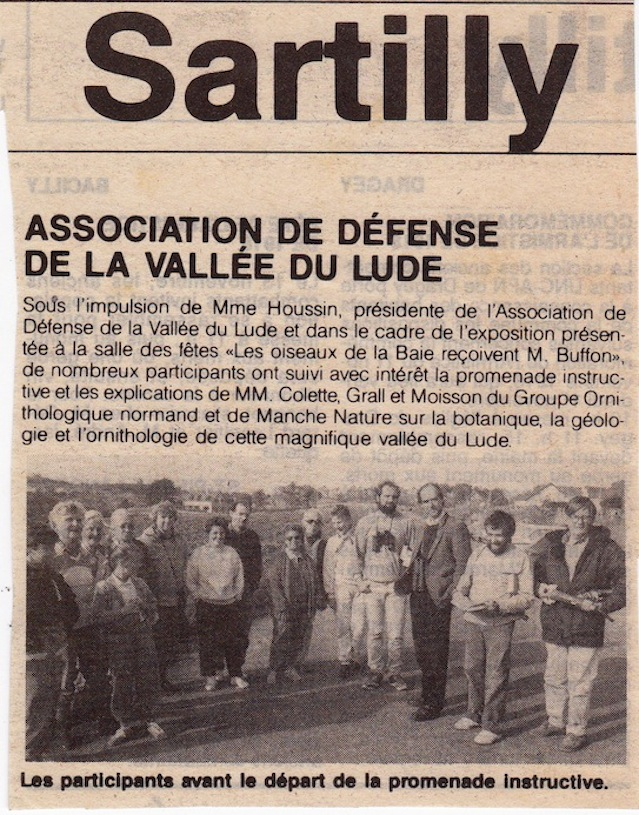 article La Gazette de la Manche