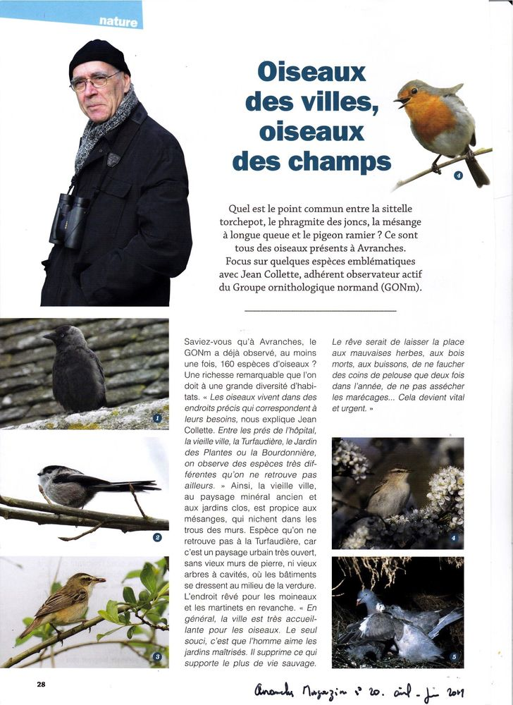 Avranches Magazine Avril-Mai 2019