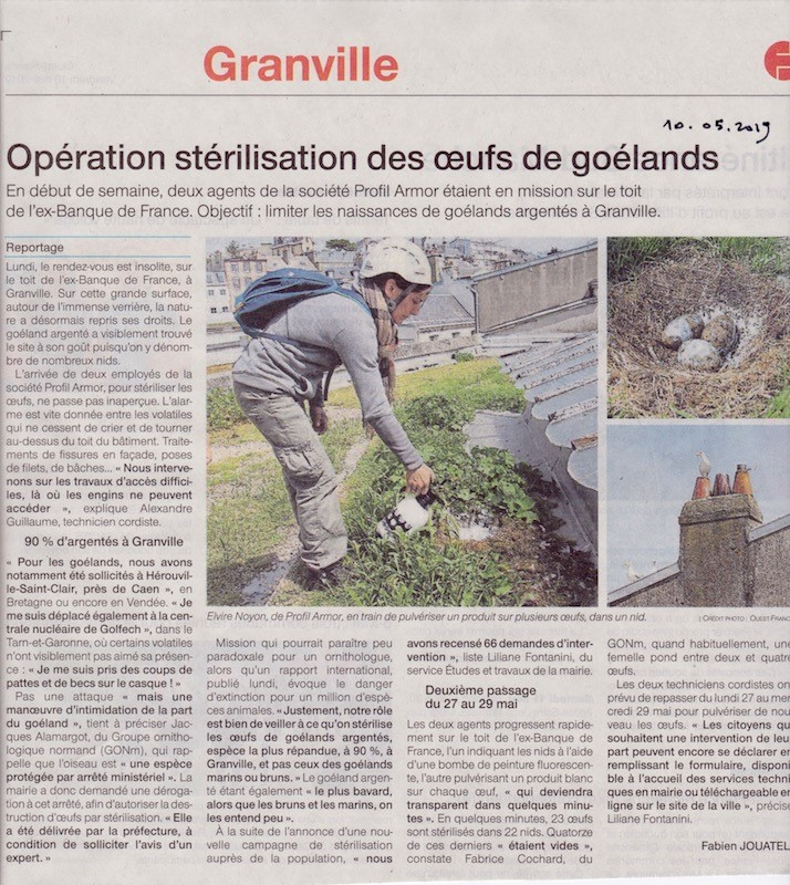 Ouest-France 11_05_2019