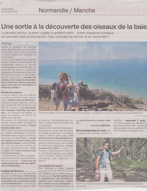 Ouest-France 13_07_2019