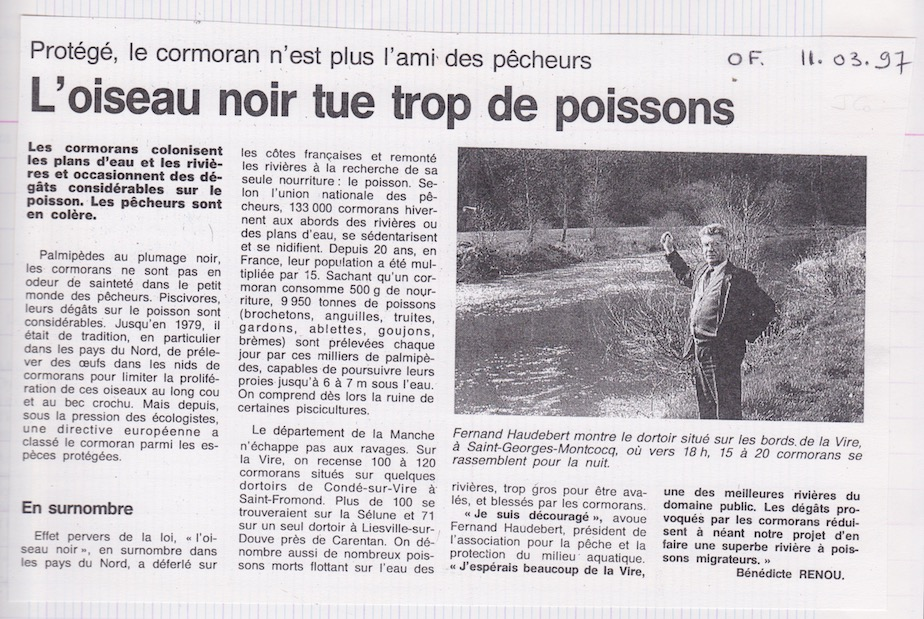Ouest-France, 11 mars 1997